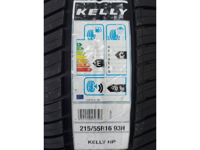 Kelly, HP (Goodyear), 215/55 R16