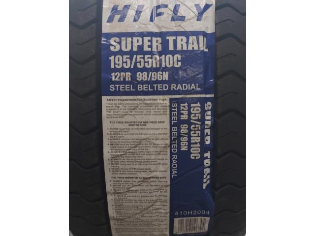 Hifly, Super Trail, 12 Pliuri, 195/55 R10 C