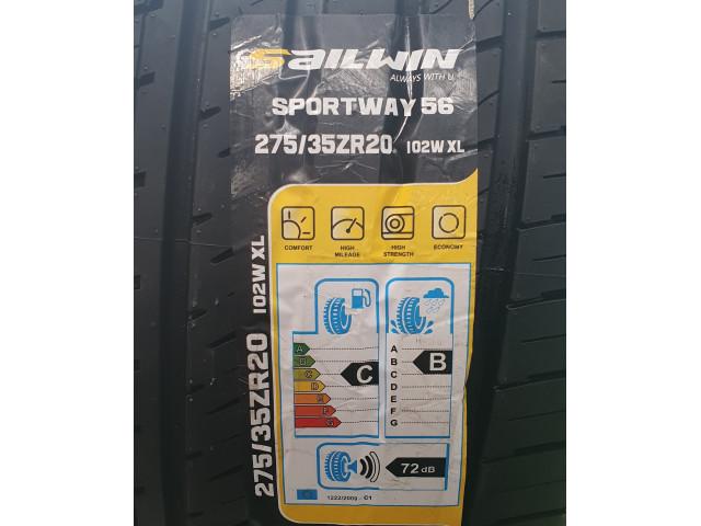 275/35 ZR20 , Sailwin , Sportway 56 XL
