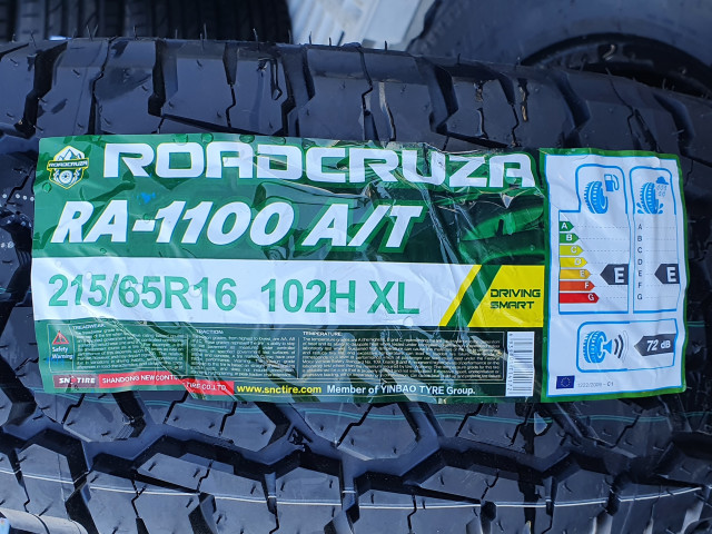 215/65 R16 All Road , Roadcruza RA-1100 A/T