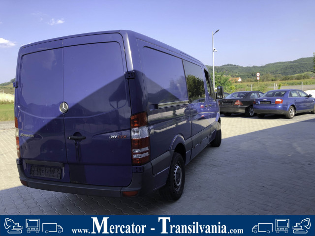Mercedes Benz Sprinter 311 Motor  2.2 CDI  – Euro 4