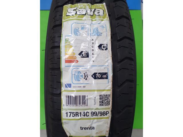 Sava Trenta, 175  R14 C, 99/98P