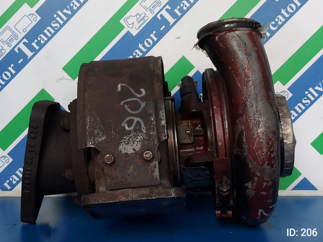Turbosuflanta Schwitzer, Euro 2, 228 KW, 11967 cm3, Setra SG 321 UL