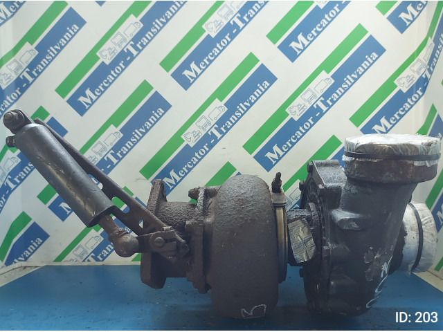 Turbosuflanta Garrett, Euro 2, 184 KW, 11967 cm3, Setra S 315 UL