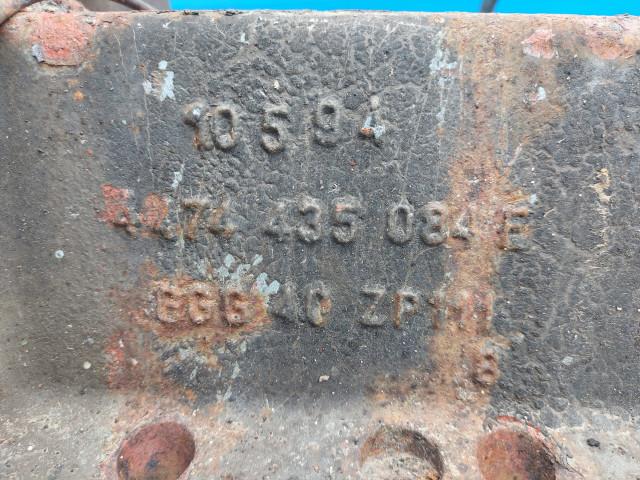 Punte Spate ZF 4474 435 084 E, Neoplan N 212, 1995