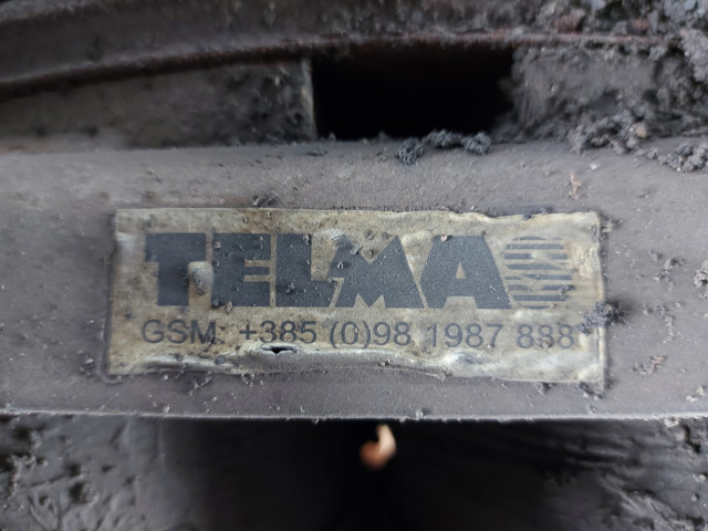 Retarder Telma F2000-2  / GO4/160-6/7,18