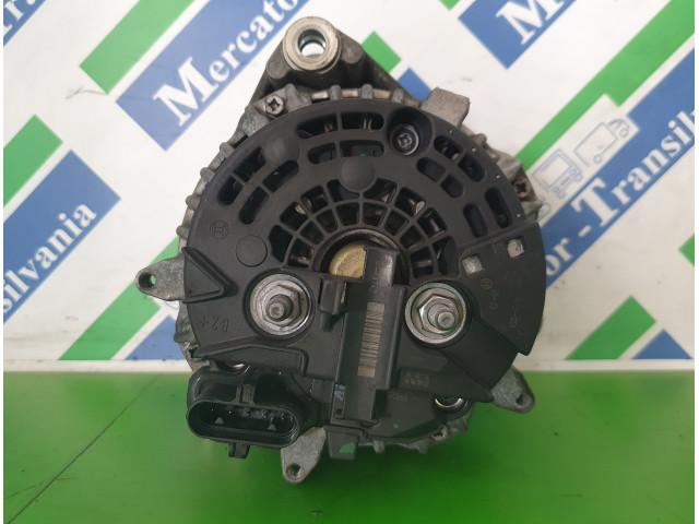 Alternator Bosch F 00M A45 254 / 0 124 655 243 28V 50-120A, MAN D0836LOH50, Euro 4, 206 KW, 6871 cm3