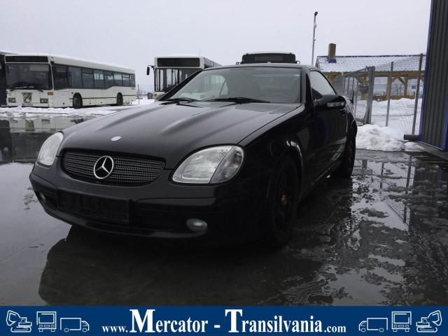 Mercedes 230 SLK Kompressor