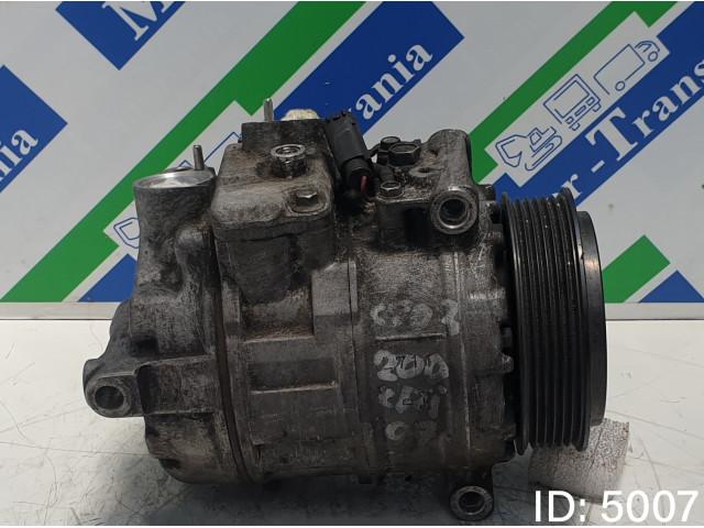 Compresor Clima Denso 7SEU17C Q11 / A 001 230 56 11 / GE447180-9727, Euro 4, 100 KW, 2.0 CDI