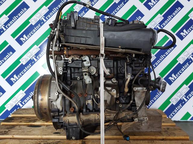 Motor complet fara anexe, Mercedes M651925, E 200 Bluetec, Euro 6, 100 KW, 2.2 CDI, 2016