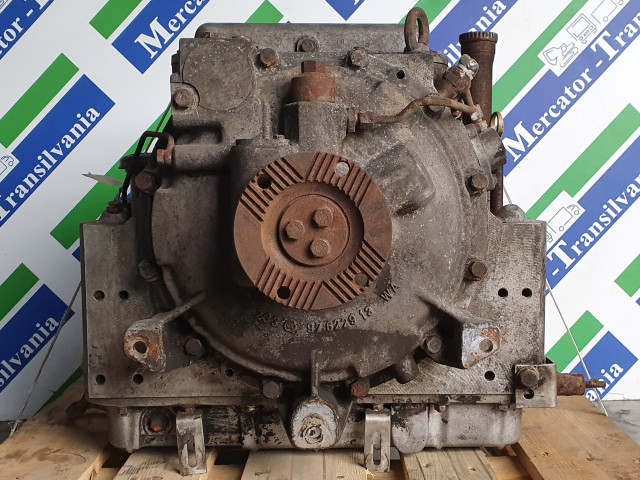 Cutie de viteza Voith Typ 864.3E, Bauart B4HT2R2 8,5E, Baumuster 68.9557.1