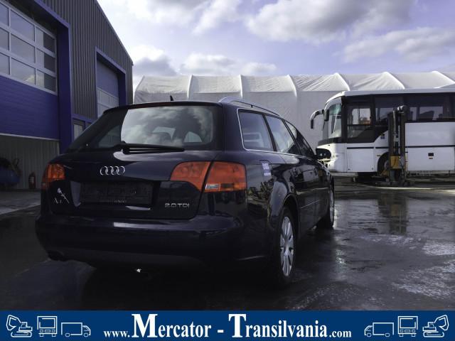 Audi A4 B7 2.0 TDI  | 2.0 TDI , 2007 Euro 4