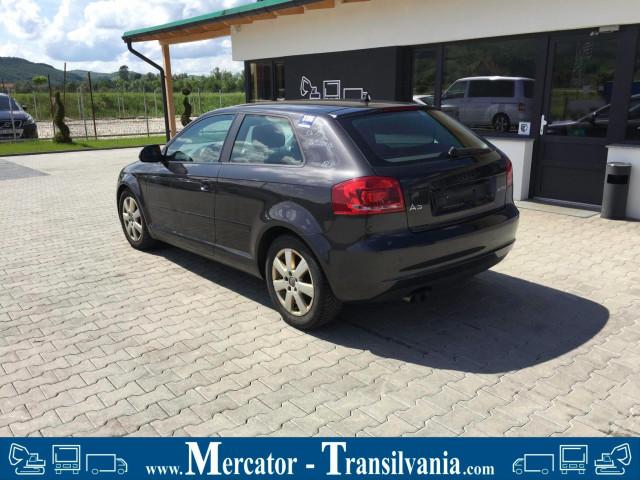 Audi A3 Coupe Facelift | 2.0 TDI 140 CP | 2010 Euro 5