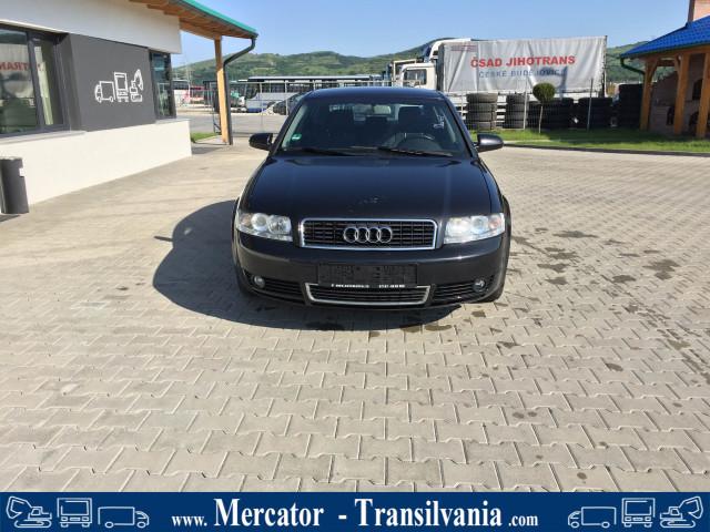 Audi A4 B6 | 1.9 TDI 130 CP | 2004 Euro 3