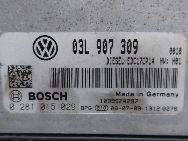 Calculator Motor Bosch 03L 907 309, Euro 4, 125 KW, 2.0 TDI
