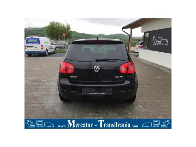 Volkswagen Golf 5 2.0 TDI | 2008 | Euro 4