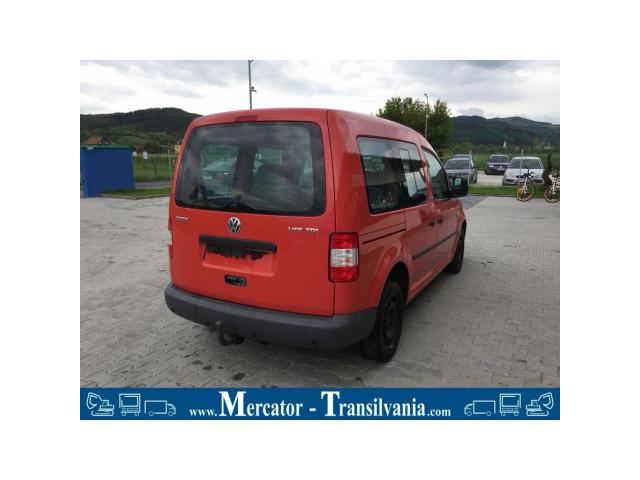 VW Caddy | AN 2007 | 1.9 TDI BLS |