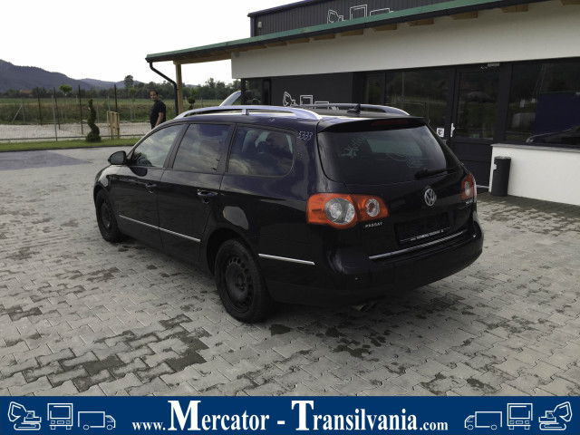 VW Passat B6 Variant | 2.0 TDI 140 CP | 2008 Euro 5 DPF