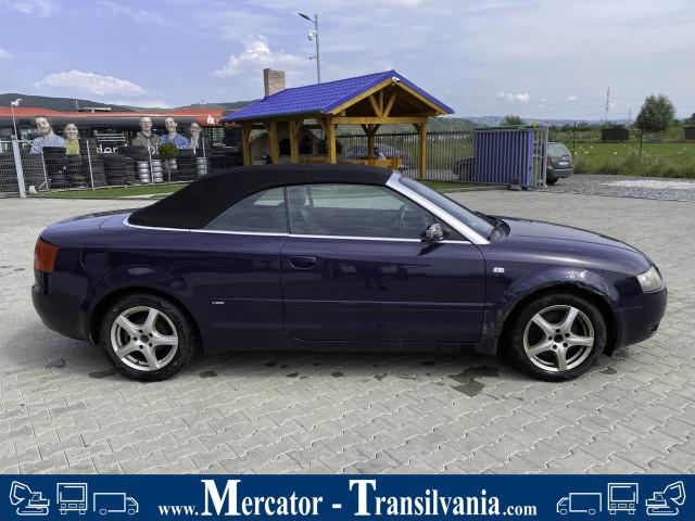 Audi A 4 S Line Cabrio - 2.5 TDI | | Xenon | Piele |