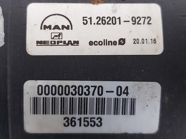 Electromotor Ecoline 51.26201-9272, MAN, 228 KW, 11967 cm3