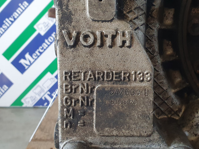 Retarder Voith GO4/160-6/8,2  l  8,2-1,0