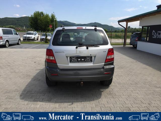 Kia Sorento 2.5 CRDI  | 2005 | Euro 3 | 104KW/140CP