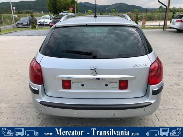 Peugeot 407 SW , 1.6 HDI Break | 2006