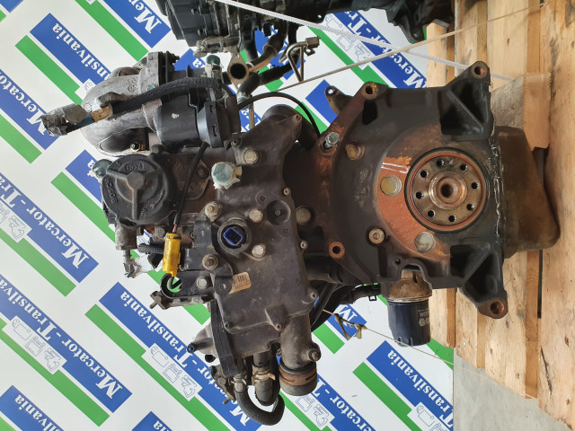 Motor complet fara anexe Peugeot DW10TD, Euro 3, 66 KW, 2.0 HDI