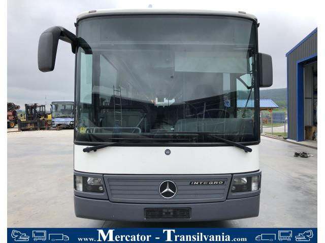 Mercedes Benz Integro L * Euro 3 -  Cutie manuala - Retarder *