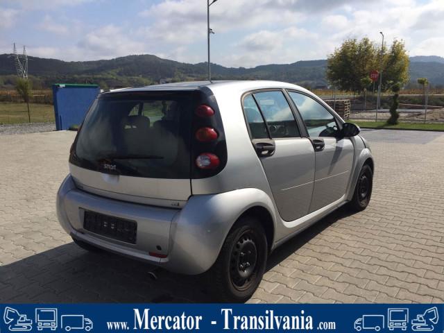 Smart FourFour  | 1.5 CDI 93 CP | Euro 4