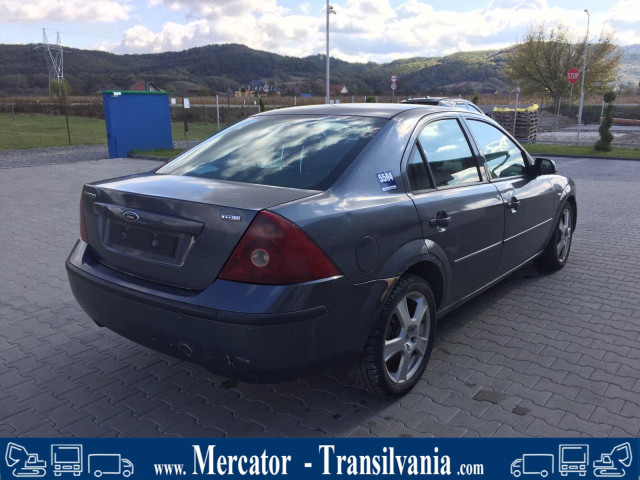 Ford Mondeo  | 2.0 TDCI | 2001 Euro 3