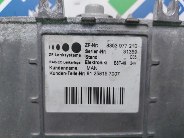 Calculator Cutie Viteza Bosch EST-46, ZF-Nr: 8353 977 210, 0 260 001 031, ZF 6009 378 001