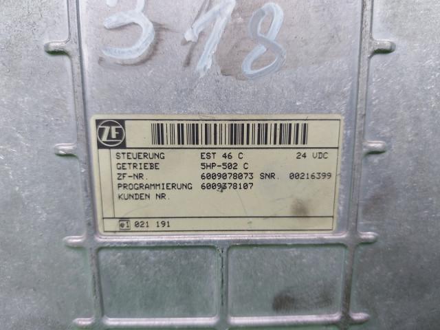 Calculator Cutie Viteza Bosch EST 46 C, 5HP-502 C, ZF-Nr: 6009078073, 0 260 001 031, ZF 6009 378 001