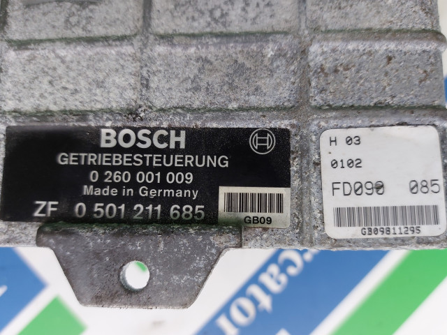 Calculator Cutie Viteza Bosch EST-18E, 5 HP 500, ZF-Nr: 6009056666, 0 260 001 009, ZF 0 501 211 685
