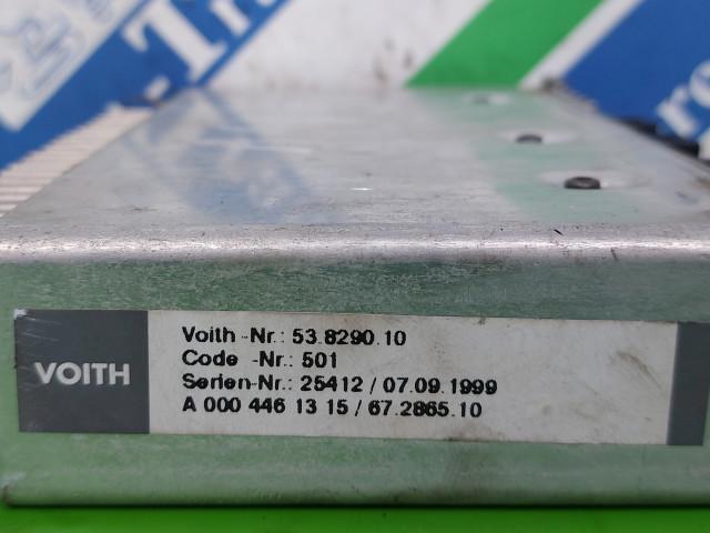 Calculator Retarder Voith-Nr: 53.8292.10, A 000 446 13 15/67.2865.10, Wabco 000047, 446 126 006 0
