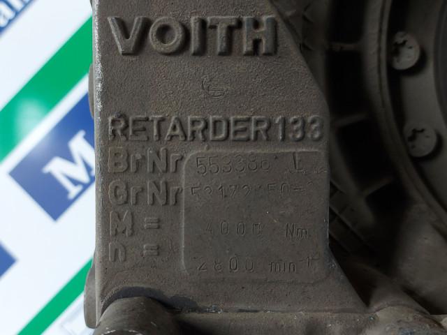 Retarder Voith 133, 553386 L, 53172050-2