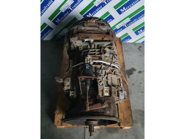 Cutie de viteza ZF Ecolite S 6 85, Parts NO. 1310 050 262  /  6.75-0.83