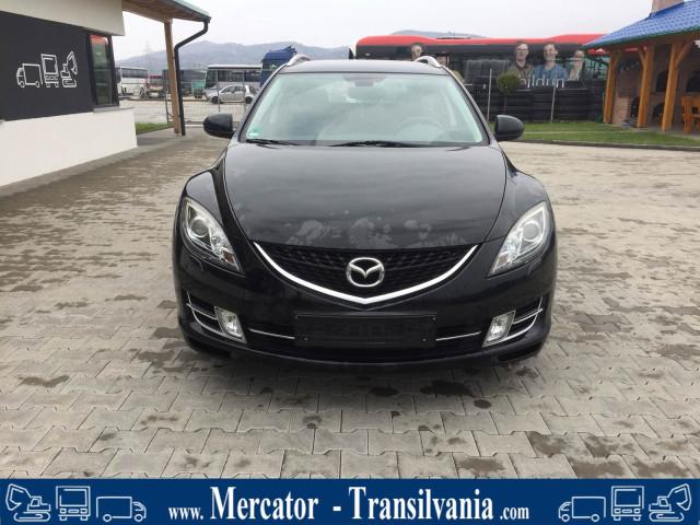 Mazda 6  | 2.0 CiTD | Faruri Xenon | Interior Piele