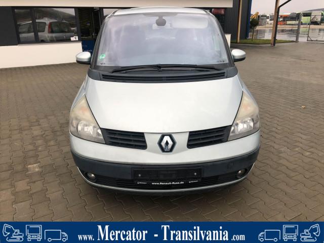 Renault Espace  | 2.2 dCi | 150CP |