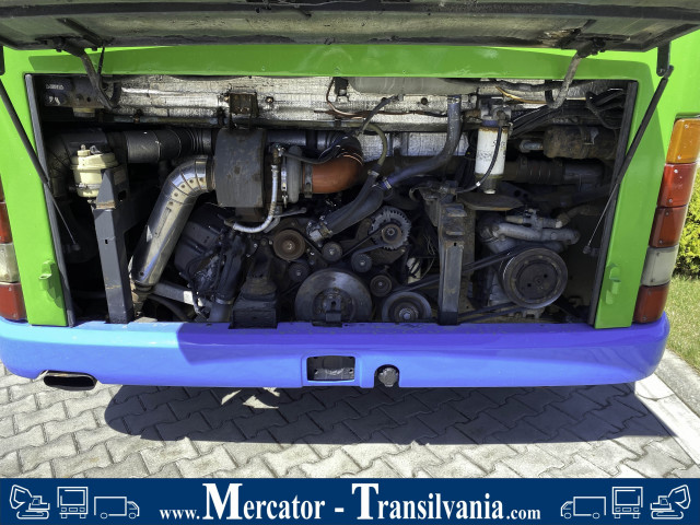 Irisbus Axer | 59 Locuri | Clima | Cutie manuala | Retarder |