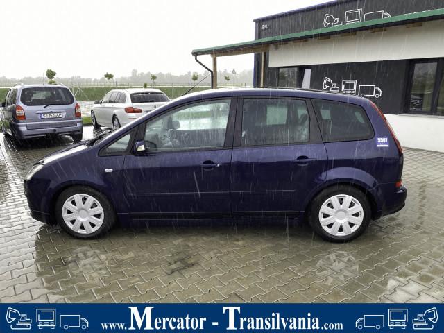 Ford C- MAX Kombi | 2.0 TDCI | Piele | Xenon | Navi