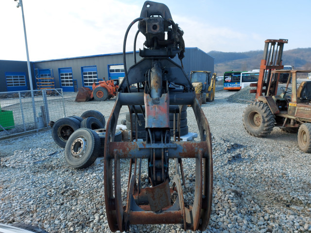 Graifer, Volvo HIGH LIFT GRAPPLE - STANDARD, L180 E, 2006