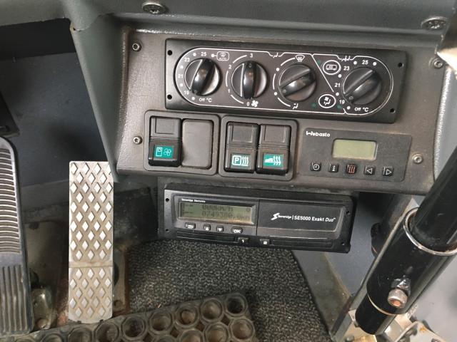 Scania CI 94 | Clima |