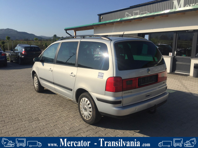 VW Sharan Family | 1.9 TDI ASZ 131 CP | 2003 Euro 3