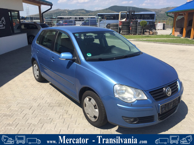 VW Polo  | 1.4 TDI 80 CP | 2006 Euro 4