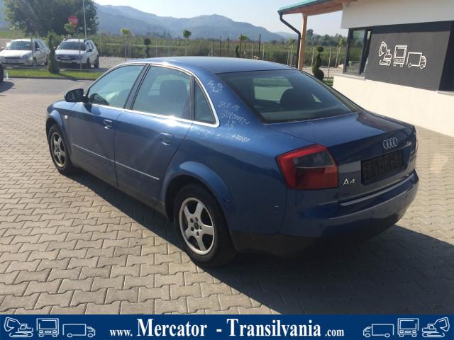 Audi A4 B6  | 1.9 TDI 130 CP | 2001 Euro 3