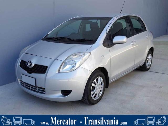 Toyota Yaris  | 1.4 D 90 CP | 2007 Euro 4
