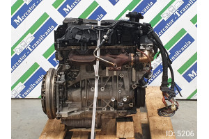 Motor complet fara anexe BMW N47D20C, Euro 5, 135 KW, 2.0 D, BMW 520D - F10
