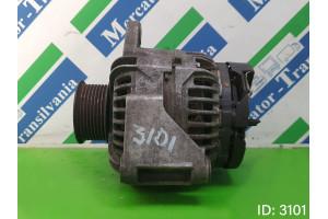 Alternator Bosch F 00M A45 251 / 0 124 555 013, MAN TGA 18.480, Euro 4, 353 KW, 12419 cm3, 2007