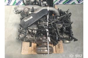 Motor complet fara anexe Volkswagen CCWA, Audi A4 B8, Euro 5, 176 KW, 3.0 TDI
